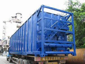 500bbl Mobile Frac Tank for Oilfield, Buy from Jiangmen