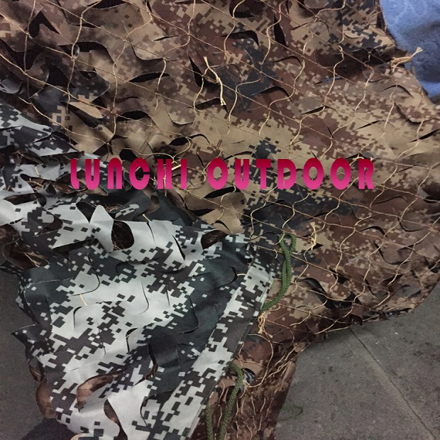 Military Camouflage Net Camo Netting For Hunting