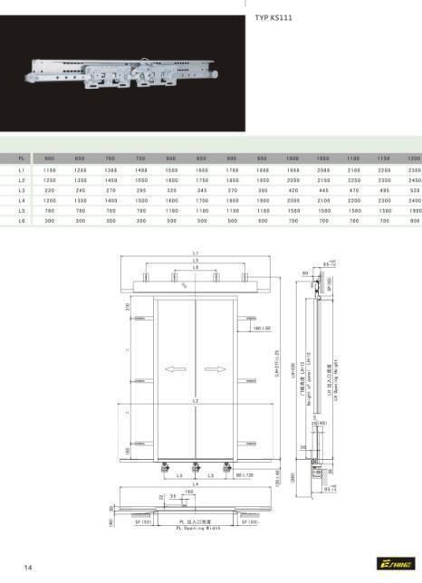 Elevator Car Door Operator, Buy from Eshine Elevator Components LTD