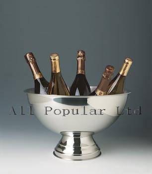 Ice Bucket Wine Cooler Bottle Chiller