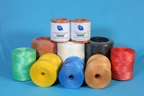 PP baler twine, PE ropes, PE twine, Buy from Asia Dragon