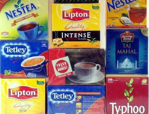 Tea bags Private Label/Our Brands, Buy from JV Gokal & Co