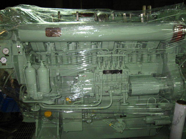 Used Marine Yanmar Diesel Engines, Buy from National Marine Services