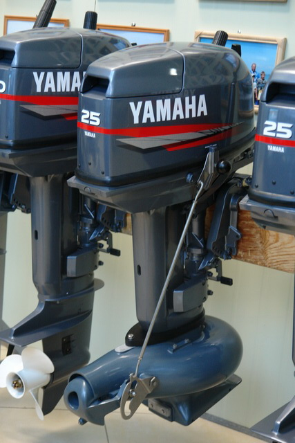YAMAHA ENDURO 25BMHL 2 STROKE 25HP OUTBOARD, Buy from Maritime Sport