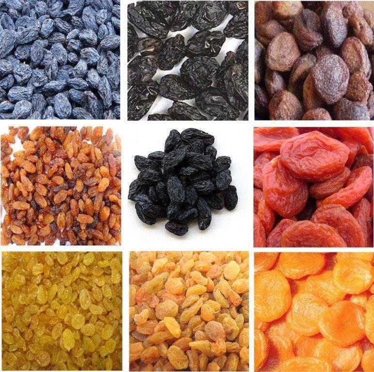 Dried fruits, Buy from Samex Efe  Uzbekistan - Toshkent