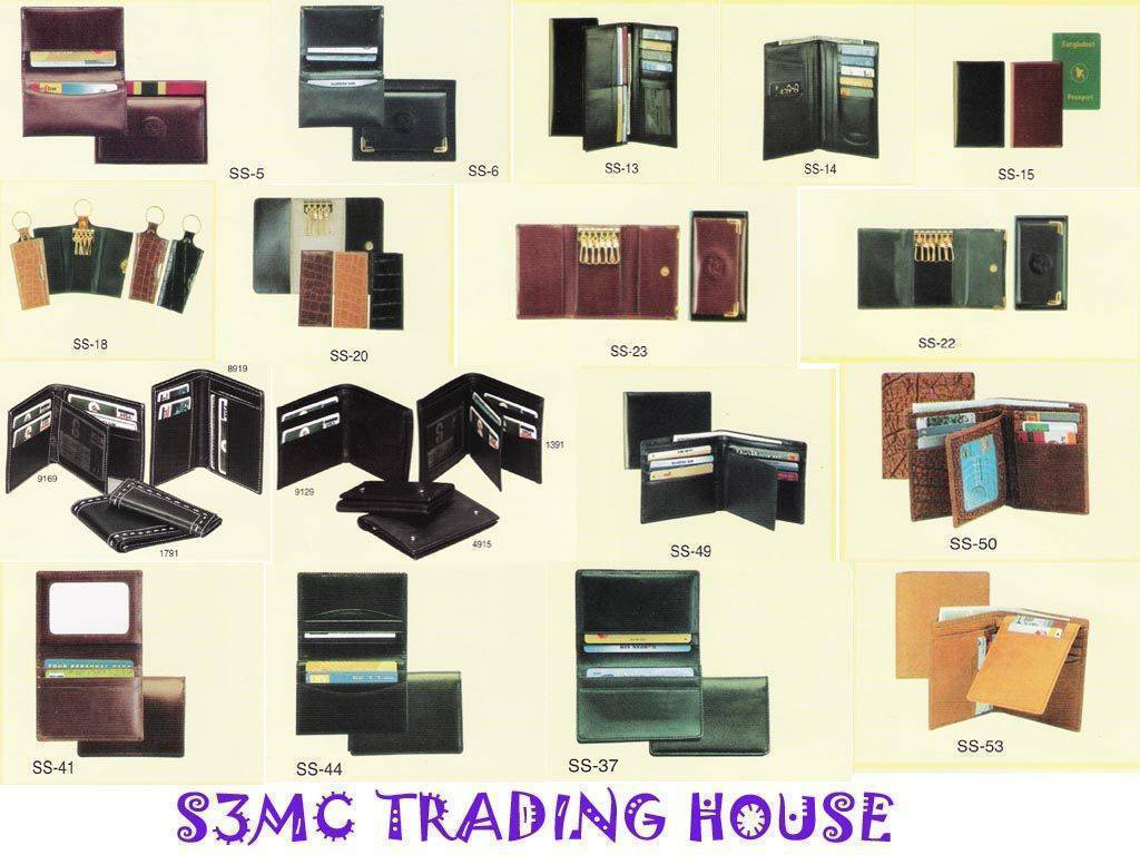 Small Leather goods, Buy from S3MC Trading House  Bangladesh - Dhaka