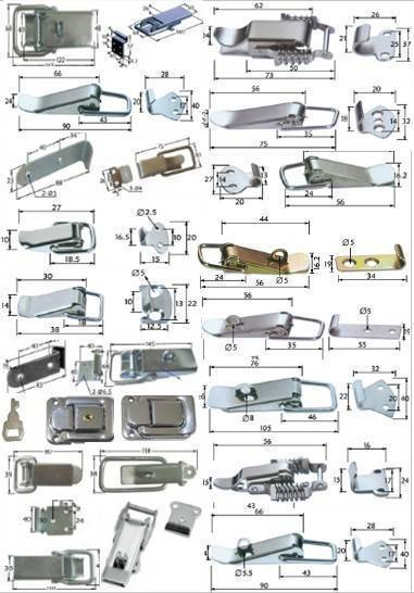 Truck body parts, Buy from Shanghai Oumiya Auto Parts Co