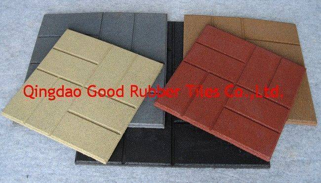 Rubber tiles, Buy from Qingdao Good Rubber Tiles Co , Ltd