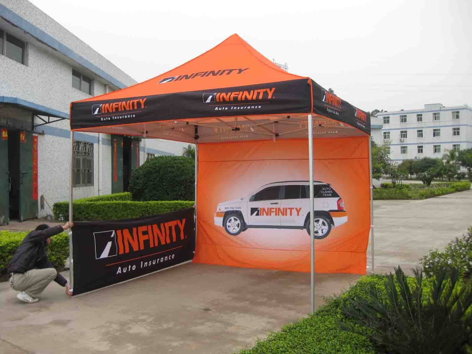 Dye-sublimation printing tent, Buy from Neo Umbrella Mfg Co   China