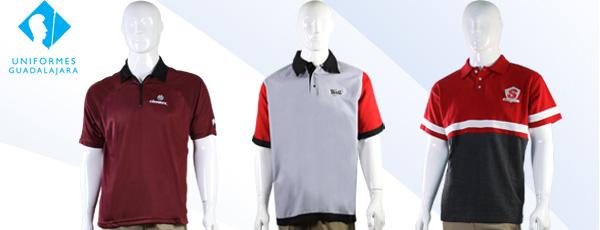 707f74424472b Playeras tipo polo y Camisas para uniformes