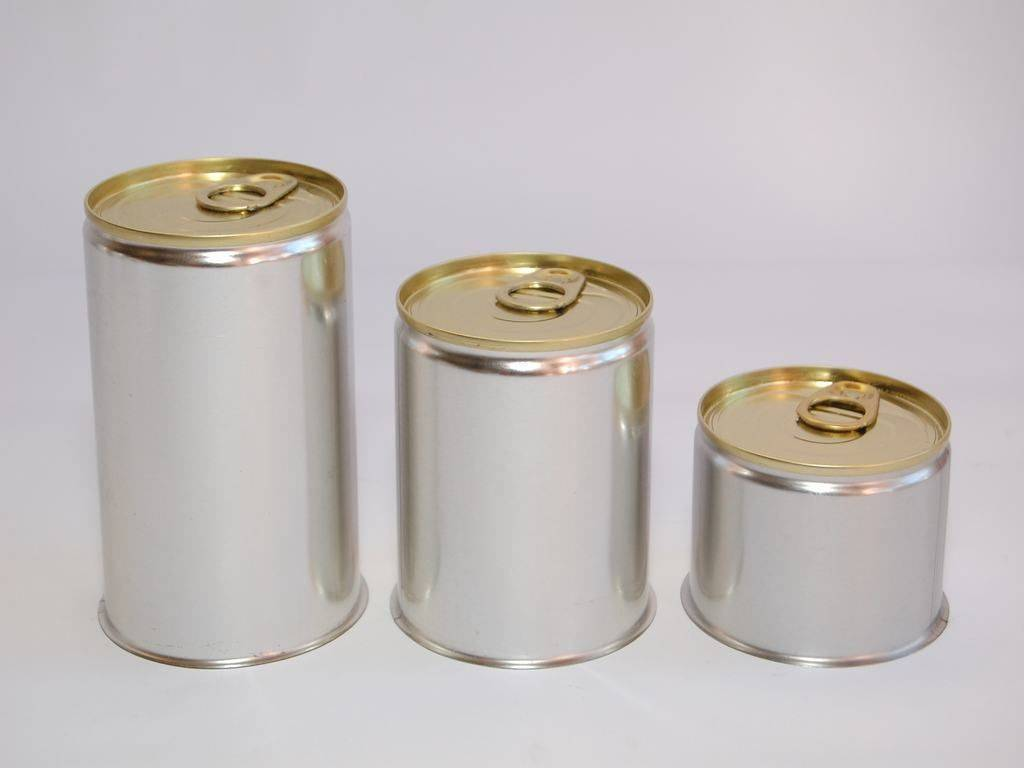 Metal Tin Cans, Buy from M C  Packaging (Pte) Ltd