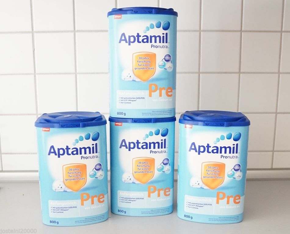 A2 PLATINUM & APTAMIL BABY MILK FORMULA, Buy from ILEC-GmbH