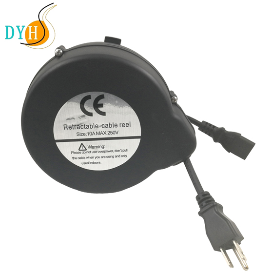 Tangle Free Cord Retractor Retractable Cable Reel Buy From