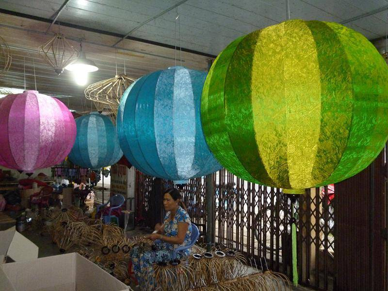 Silk Lanterns in Ho Chi Minh City - Ho Chi Minh City Forum ...
