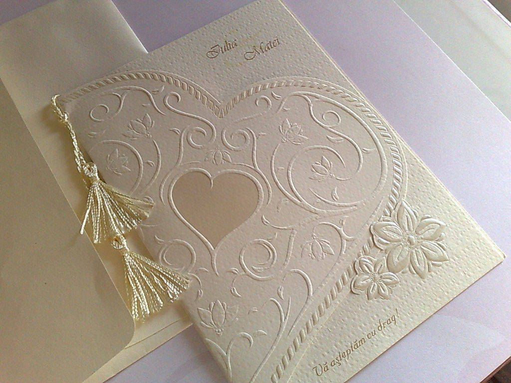Wedding Card Invitation Buy From Cardnovel Romania Bucuresti