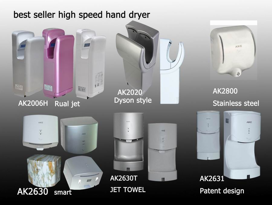 Air Towel Jet Hand Dryer High Speed Ce Cb Approval Buy