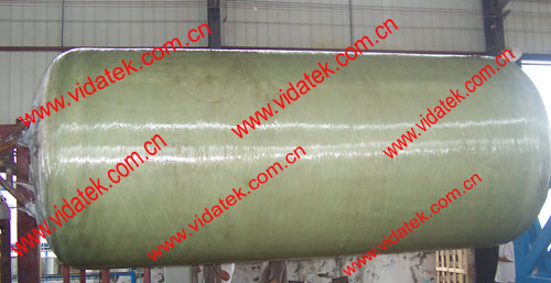 FRP GRP pipe tank CNG LPG industrial cylinder filament wound