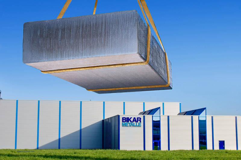 Aluminium, Buy from Bikar GmbH  Germany - Nordrhein