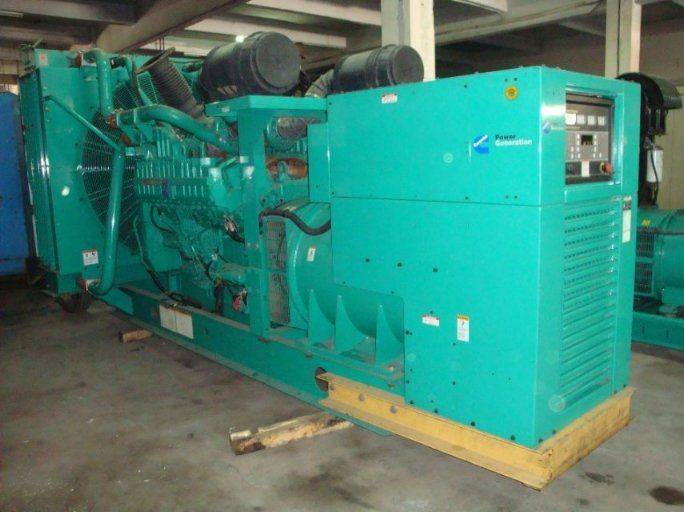 Sell cummins qst30g4 generator, Buy from Sunny Reach Int'l Corp