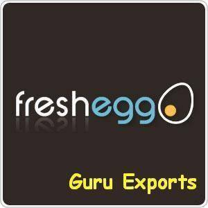 Exporters Of Browne Eggs, Buy from Guru Exports  India