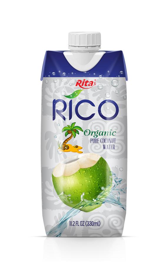 Organic Coconut Water, Buy from Rita Food & Drink Co , Ltd   Vietnam