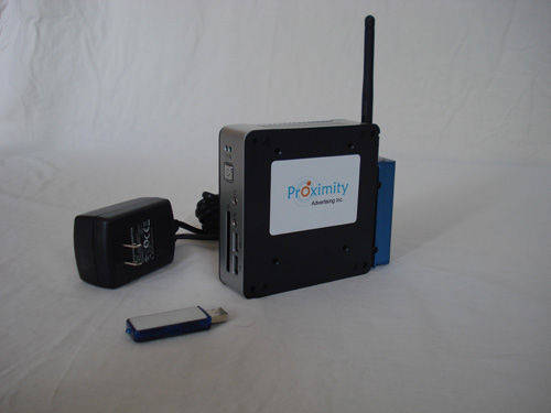 Complete Turnkey Bluetooth Marketing Unit, Buy from
