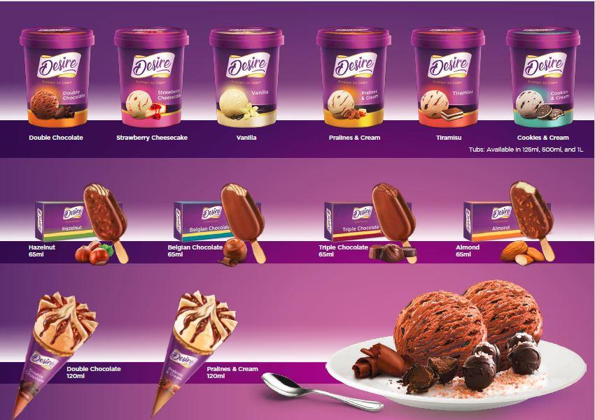 Ice cream, Buy from Dandy Co   Qatar - Ad Dawhah - B2B 1st