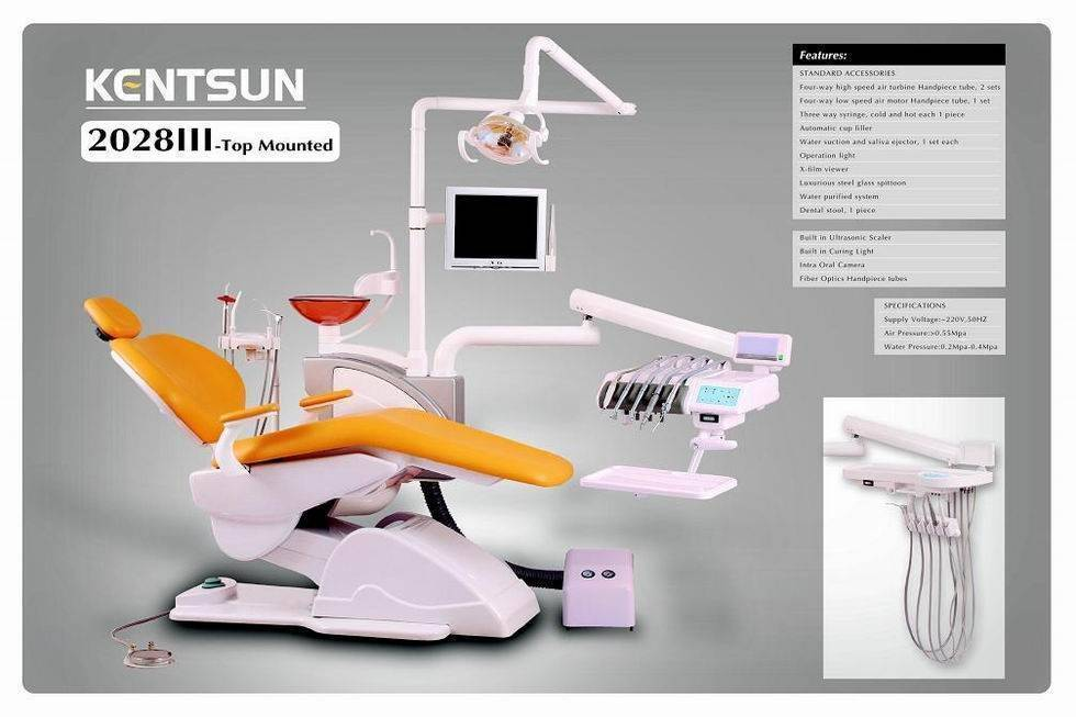 Dental Chair Units, Buy from Guangzhou Ajax Medical