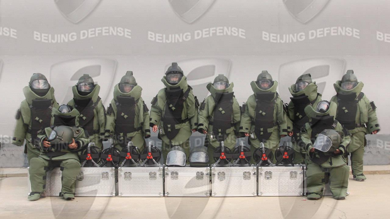 EOD Bomb Disposal Suit, Buy from Beijing Defense Co , Ltd