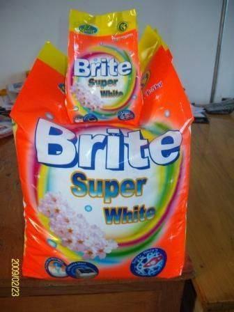 Washing powder quality in good as TIDE OMO ARIEL PERSIL, Yang-In