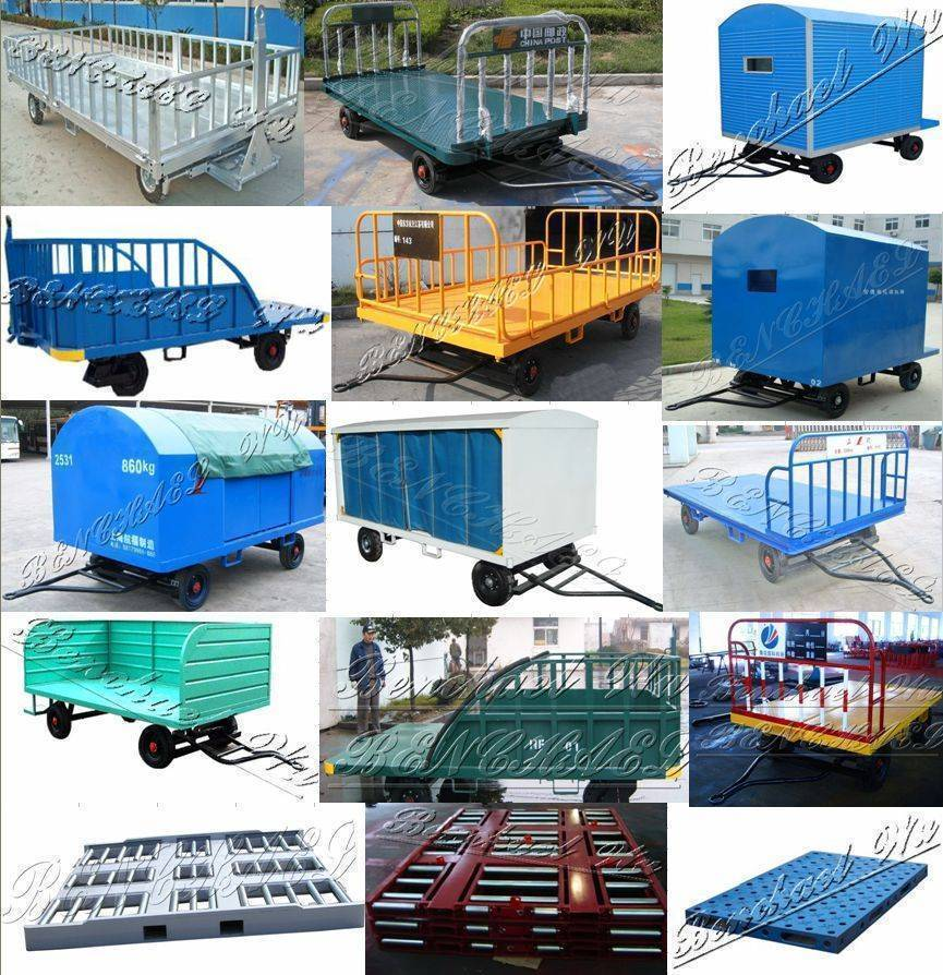 Container Dolly, Pallet Dolly, Baggage Cart, Buy From