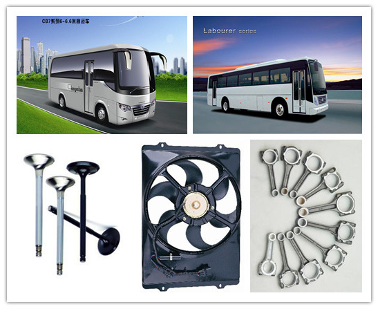 Bus spare parts, bus parts, Chang An Bus Parts, Coach Parts