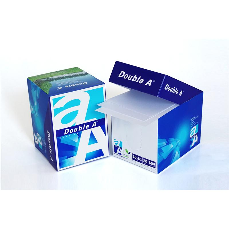 Double A A4 Copy Paper 80gsm 70gsm Manufacturer Supplier