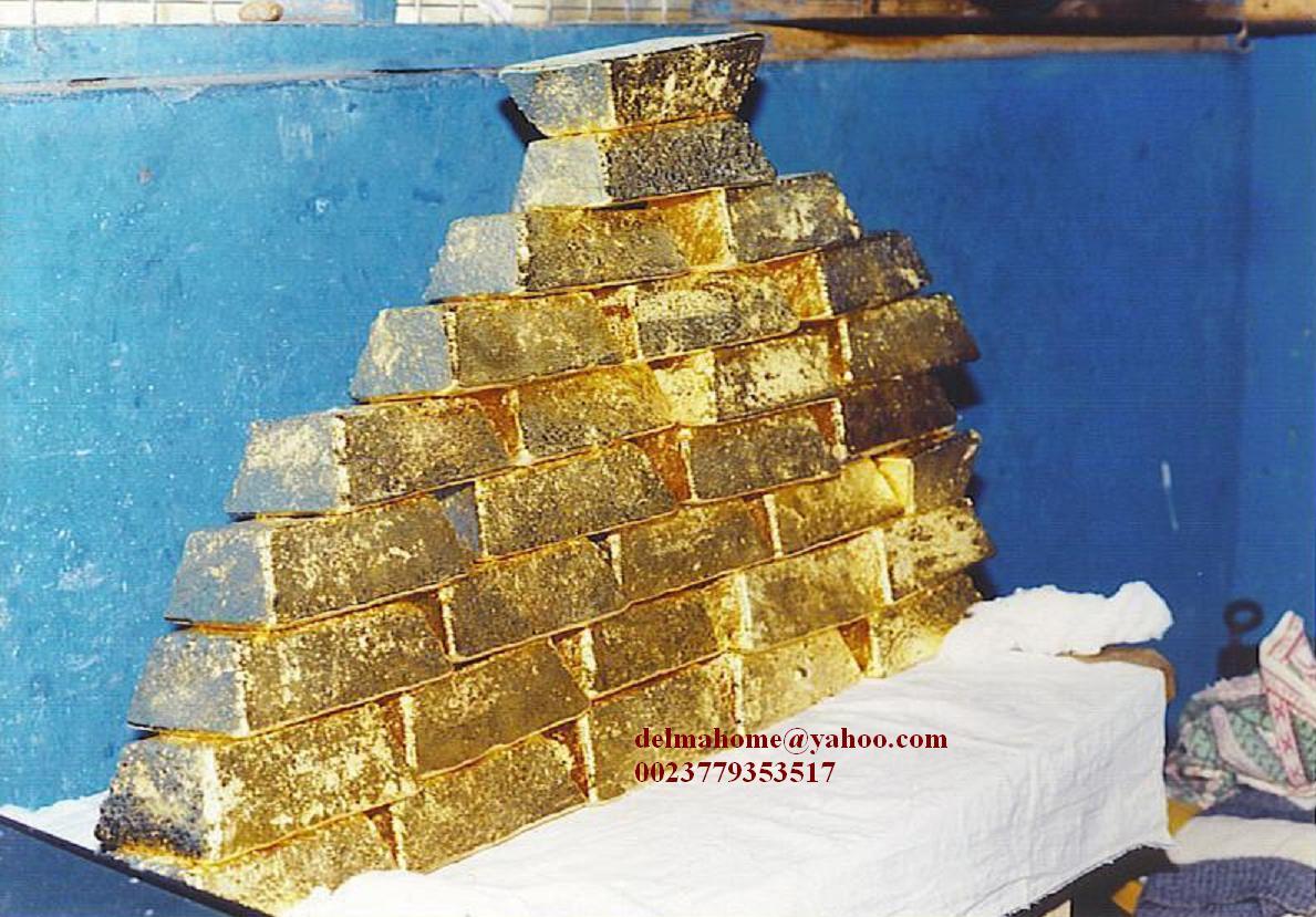 Gold Dust, Gold dore bars, Gold Nuggets, Gold Bullion, Rough