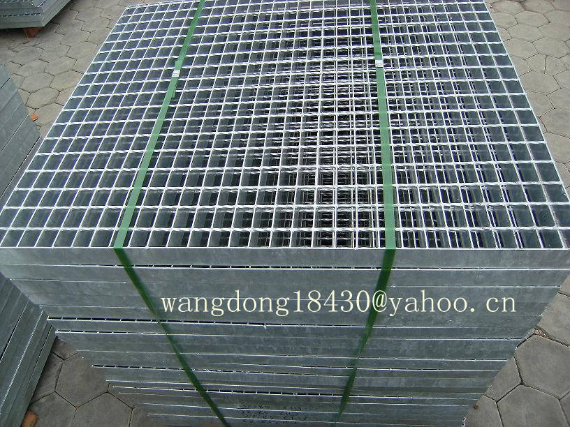 Galvanized steel grating, Buy from Anping County Chaofeng Metal