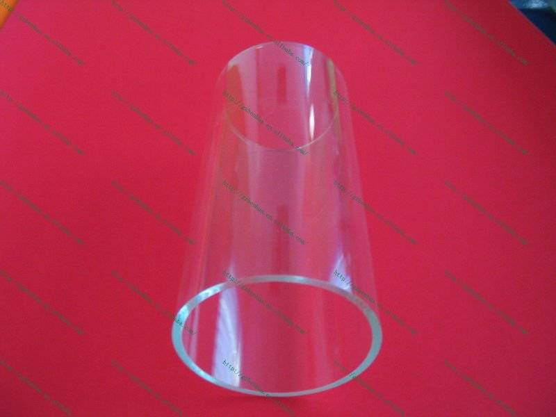 FREE shipping wholesale acrylic tube clear 25mmx2mmx1000mm