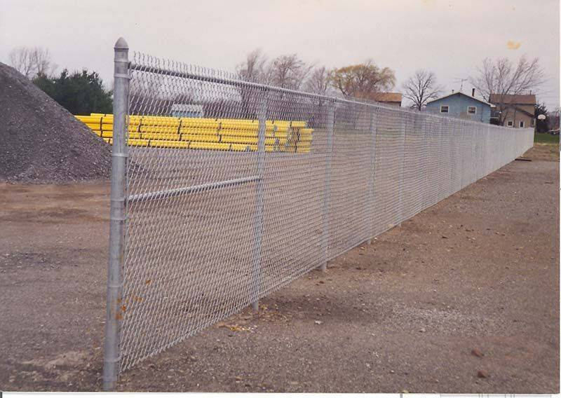Chain link Fence, Buy from Chainlink Industries Qatar  Qatar