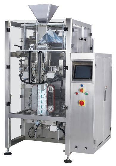 Vertical Form Fill And Seal Machine Buy From Foshan