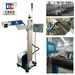 Portable 20W Fiber Laser Marking Machine Laser Printing Online for PE