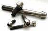 Titanium fasteners, Titanium nuts, Titanium bolts, screw, washer