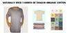 NATURALLY DYED T-SHIRTS OF TANGUIS ORGANIC COTTON & OTHER GARMENTS