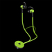 Luminous Bluetooth stereo wireless bluetooth earphone earbuds