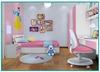 Ergonomic children chair