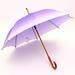 Straight Manual Umbrella RMA202