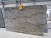 Lemon Green Polished Granite Slabs & Tiles