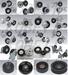 Belt tensioner/pulleys for European Truck series