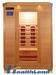 HL100K1 Infrared Saunas, infrared heat, sauna room, far infrared
