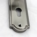 Aluminum alloy handle lock