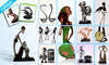 Ebrain Crafts Gifts, Metal Crafts, Resin Crafts, decorations, Sculpture