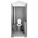 Non-flush Portable Toilet